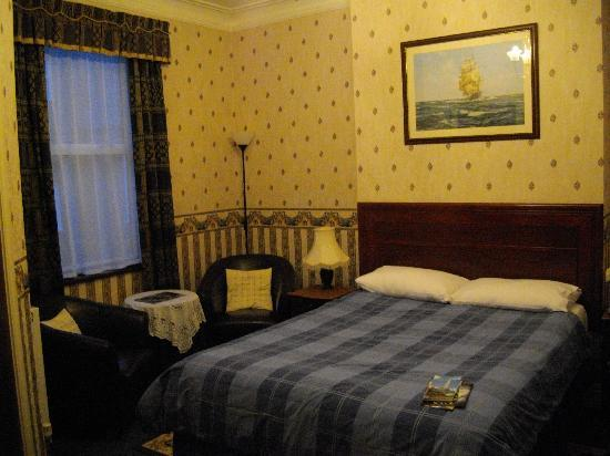 Wyatt Guest House: Comfortable beds