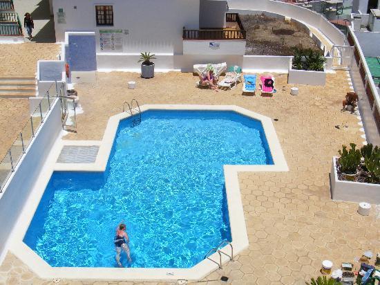 Cactus I and II Apartments: Pool Area