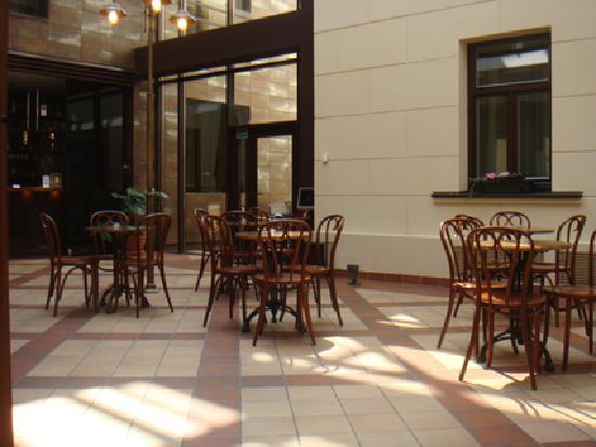 Daugirdas Hotel: lobby
