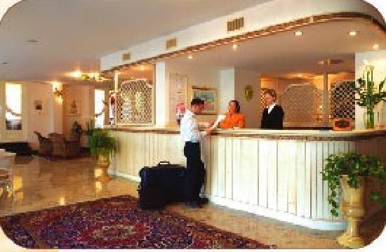 Hotel Sole: ricevimento