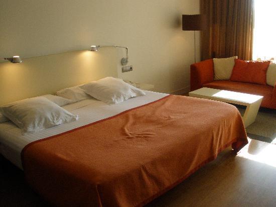 Magnolia Hotel: habitacion