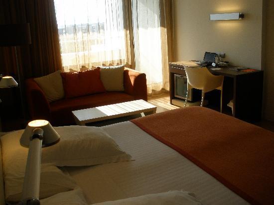 Magnolia Hotel: habitacion 02
