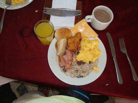 Hotel Blue Tone: desayuno