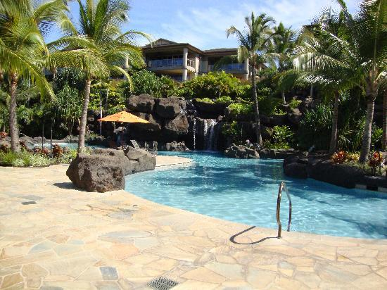 Ho'olei at Grand Wailea: Pool