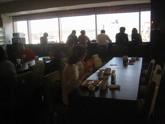 Super Hotel Lohas JR Nara-eki: 朝食の部屋