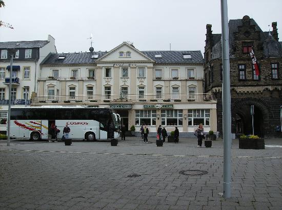 Andernach, Alemania: Hotel