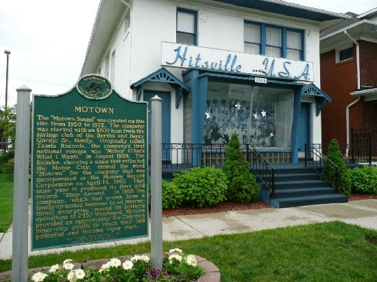 Holiday Inn Express Hotel & Suites Chesterfield: The Motown Museum is in downtown Detroit but within striking distance of the hotel