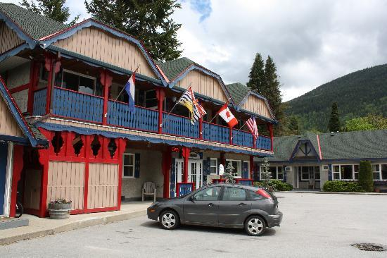 Nelson, Canada: Main office