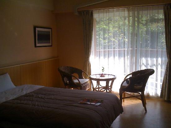 Jungle Hotel Painu Maya: 部屋の雰囲気。落ち着きます。