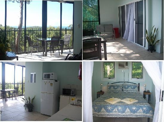 Coral Sea Retreat Bed and Breakfast: Our Tree House - 2 bedroom self-contained