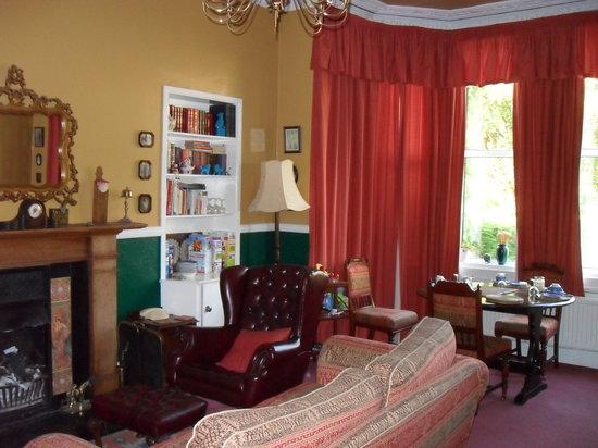 Elderfields Guest House: Elderfields Guesthouse Breakfast Room