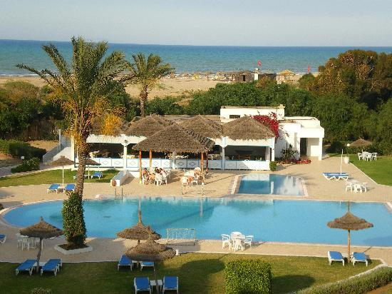 Gammarth, Tunisien: piscine