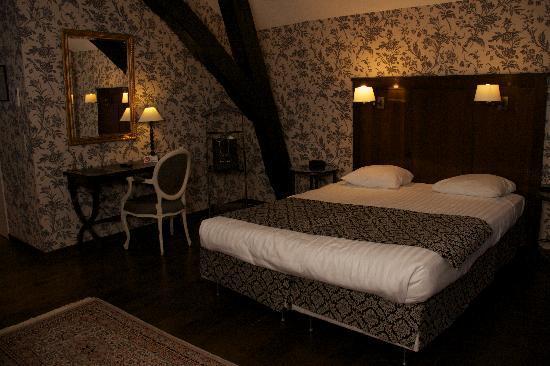 Hotel Patritius: our room