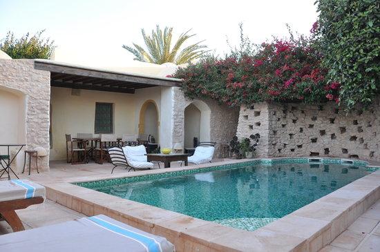 Dar Dhiafa: La piscine