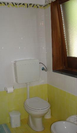 Casa di Campagna Bed & Breakfast: Bathroom