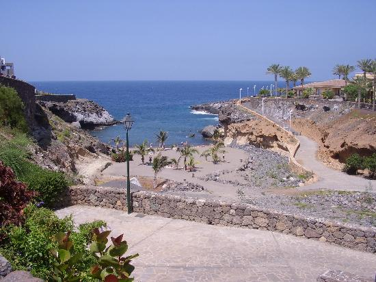 Callaomar : Small beach at Playa Paraiso
