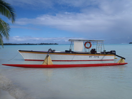 Keishi Tours: The boat
