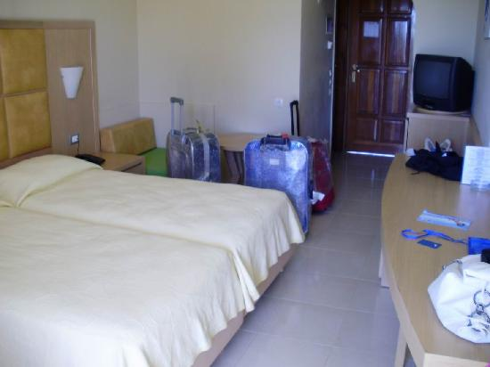 SunConnect Kolymbia Star: Another view of our room.