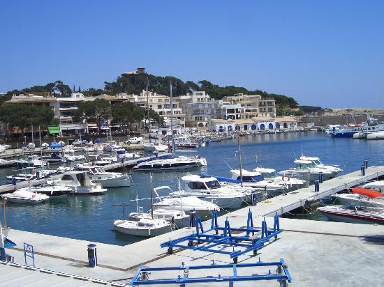 Sensimar Aguait Resort & Spa: Hafen Cala Ratjada