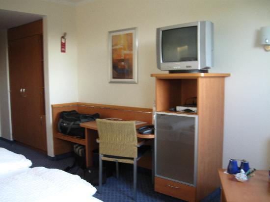 Hotel Aquamarin: Hotelzimmer