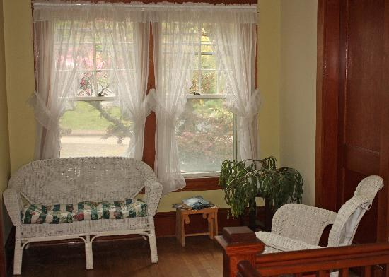 Digby Backpackers Inn: Nice quiet corner