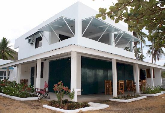 Marinduque Island, Filippinerna: restaurant