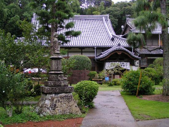 Saikyoji Temple: Tempelgebäude