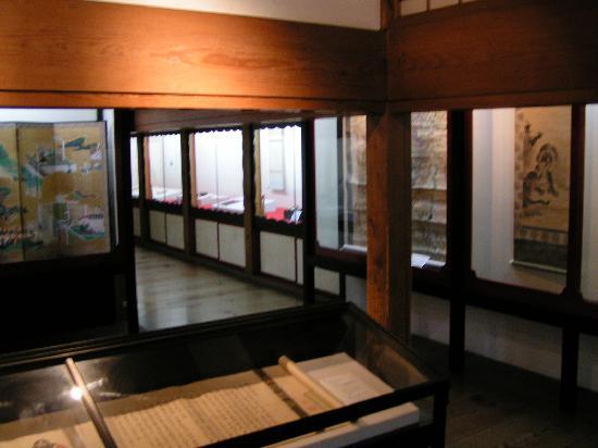Matsuura Historical Museum : Ausstellungsräume
