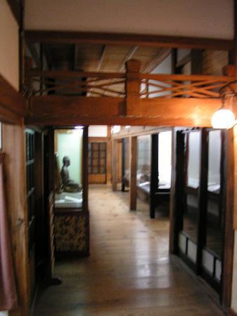 Matsuura Historical Museum : Archtekturdetail