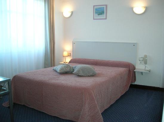 Hôtel Le Nautile : notre chambre