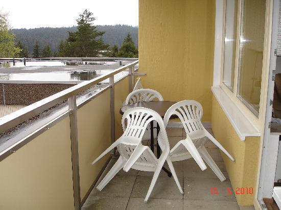 Panoramic Hohegeiss: Balcony