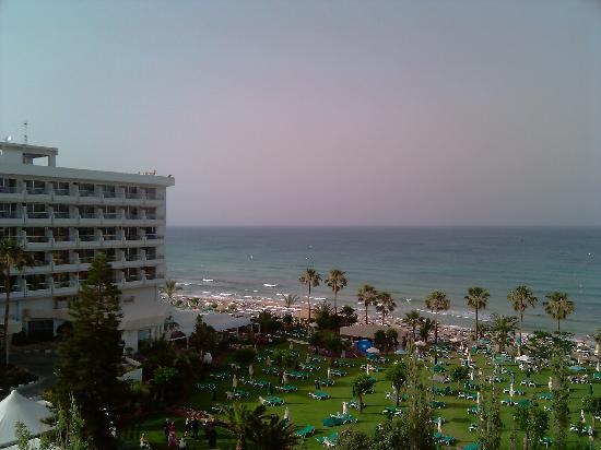 Iliada Beach Hotel: Standard side sea view