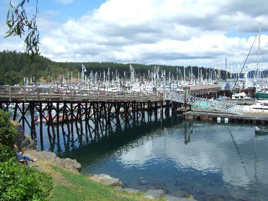 Port Townsend, WA: Friday's Harbor
