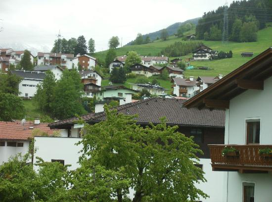 Oberperfuss, Áustria: View from our room