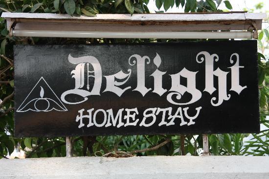 Delight - Fort Kochi: Main entrance