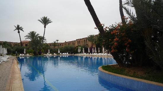 Club Eldorador Palmeraie: La piscine