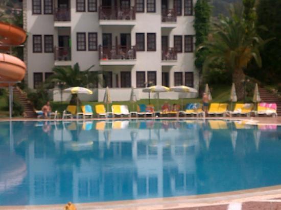 Alize Hotel: hotel pool