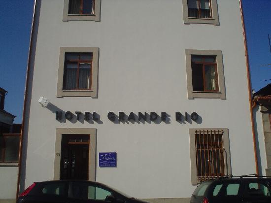 Hotel Grande Rio: Entrada al hotel
