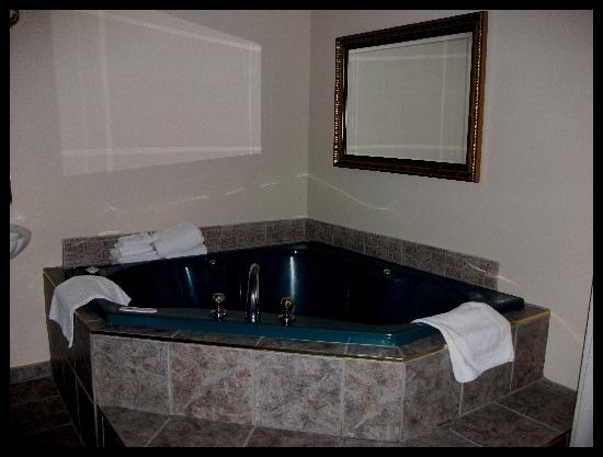 Hotel Kennedy: Superbe Bain