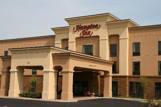 Hampton Inn Dandridge: Welcome