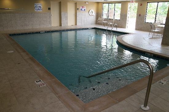 Hampton Inn Dandridge: Indoor Pool