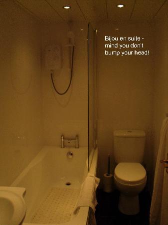 Clifton Hotel: Bijou en suite