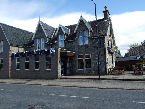 Photo of The Glen Hotel Newtonmore