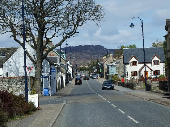 The Glen Hotel: The Main St Newtonmore