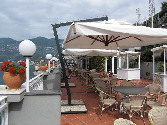 Hotel Club Due Torri: terrazza superiore