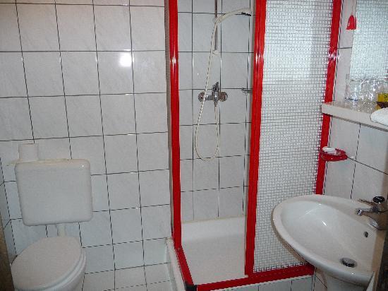 Hotel Alp: Bathroom