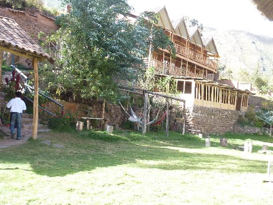 ArcoIrisdel Puente: Arcoiris lodge