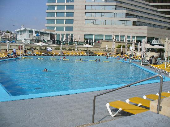 Swimming Pool Picture Of Dan Panorama Tel Aviv Tel Aviv Tripadvisor