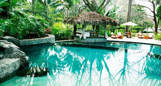 Florblanca Resort : Cascading Waterfall Pool