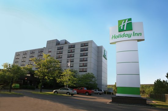 Holiday Inn St. Paul-I94-East (3M Area): New Hotel - Exterior Logo